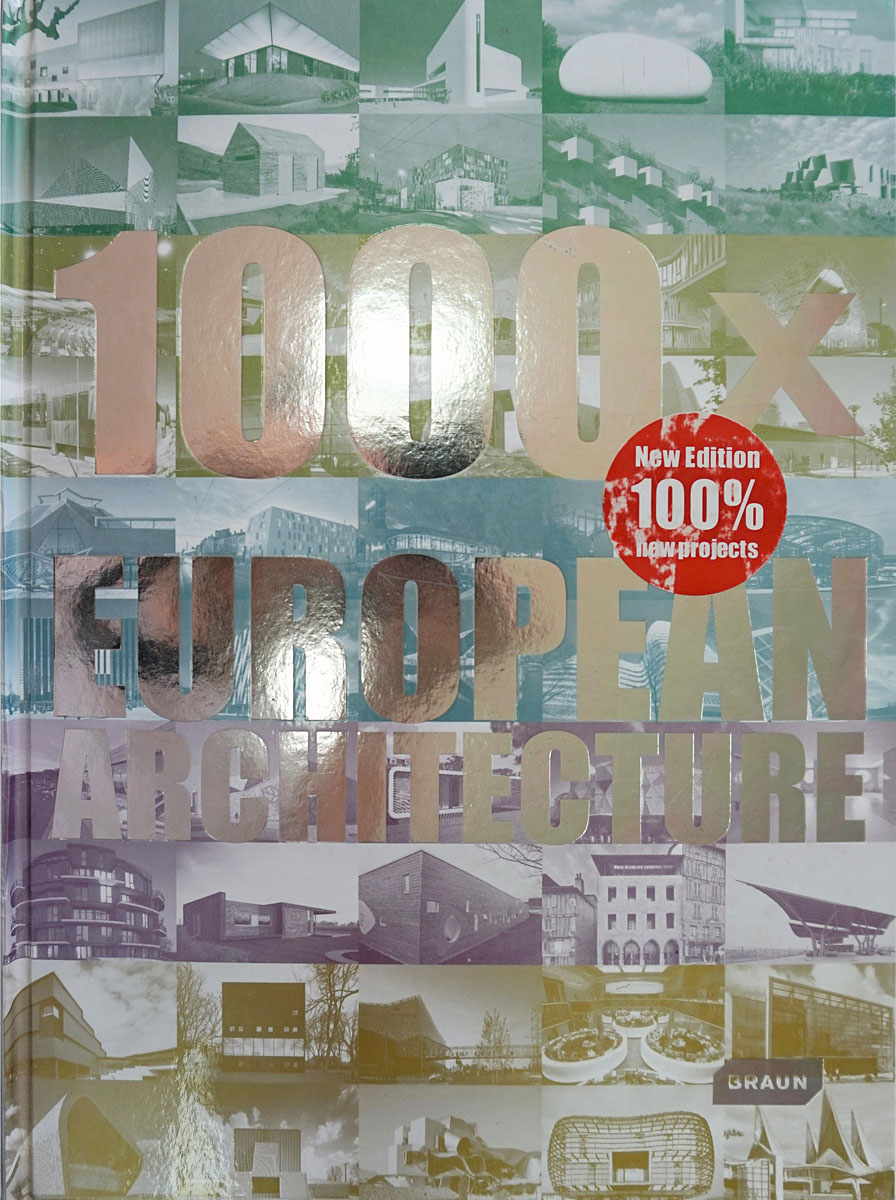 1000 x European architecture