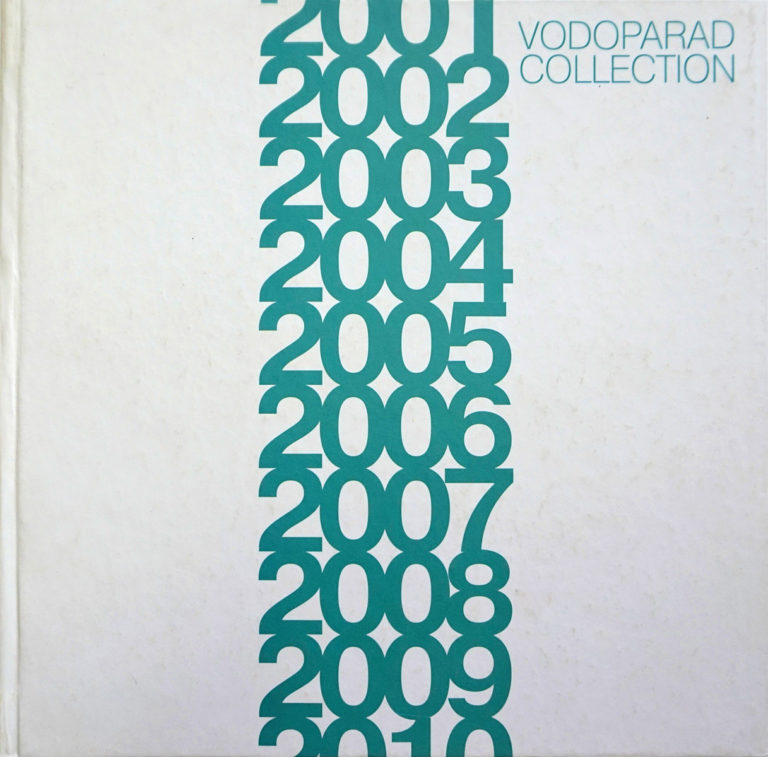 Vodoparad collection 2001-2010
