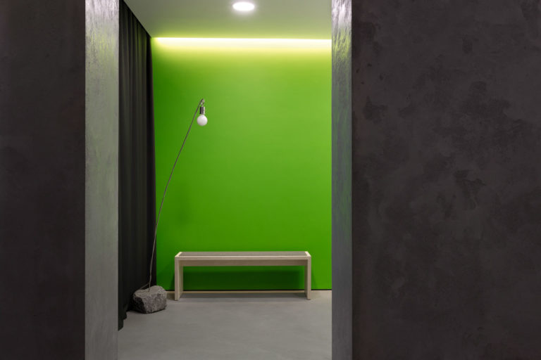 Green office | office interior