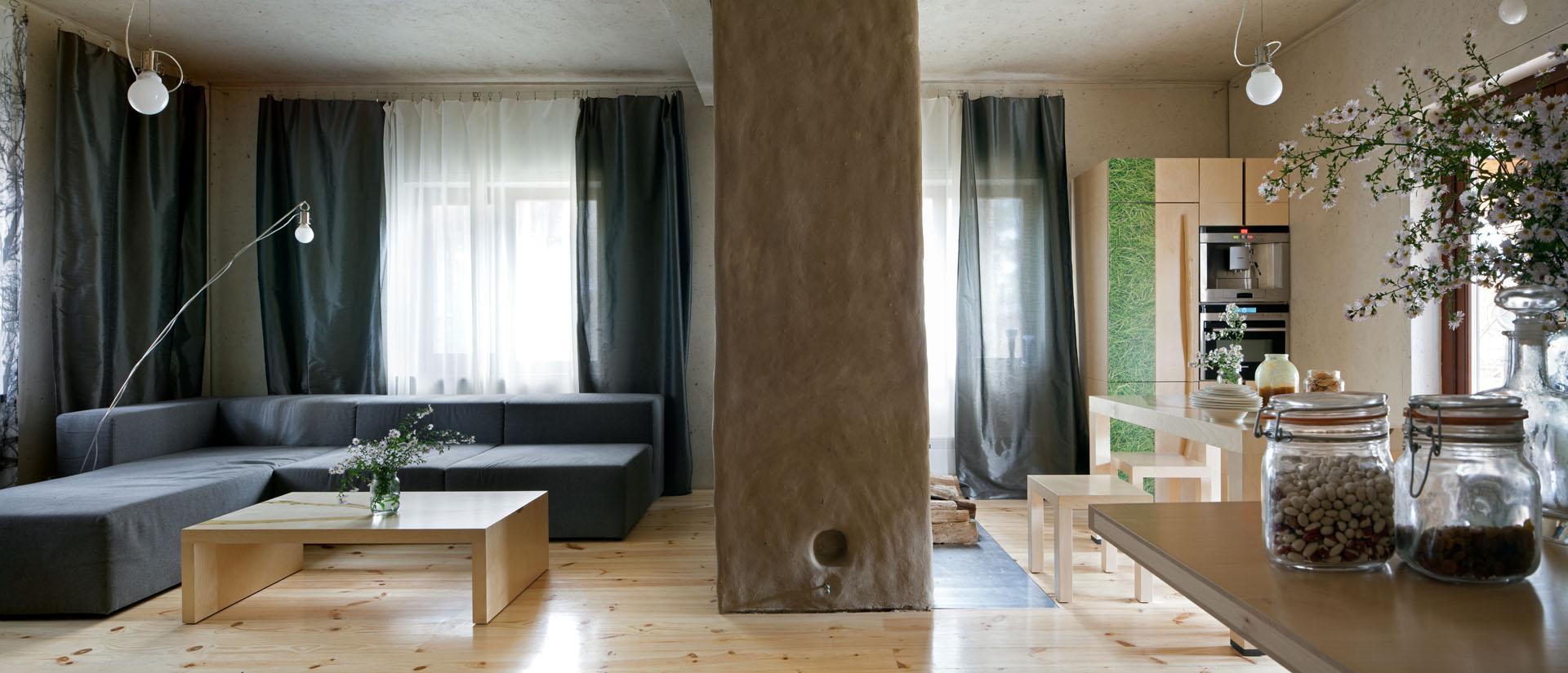 Дом в Срубе