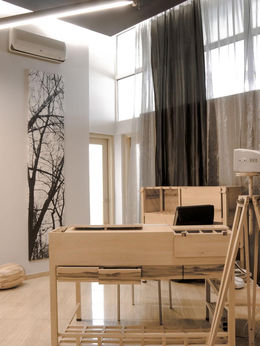 TRANSFORMATION | office interior