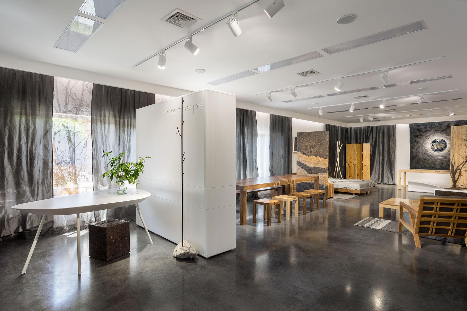 Yuriy Ryntovt Architecture Interior Design Production Of Furniture