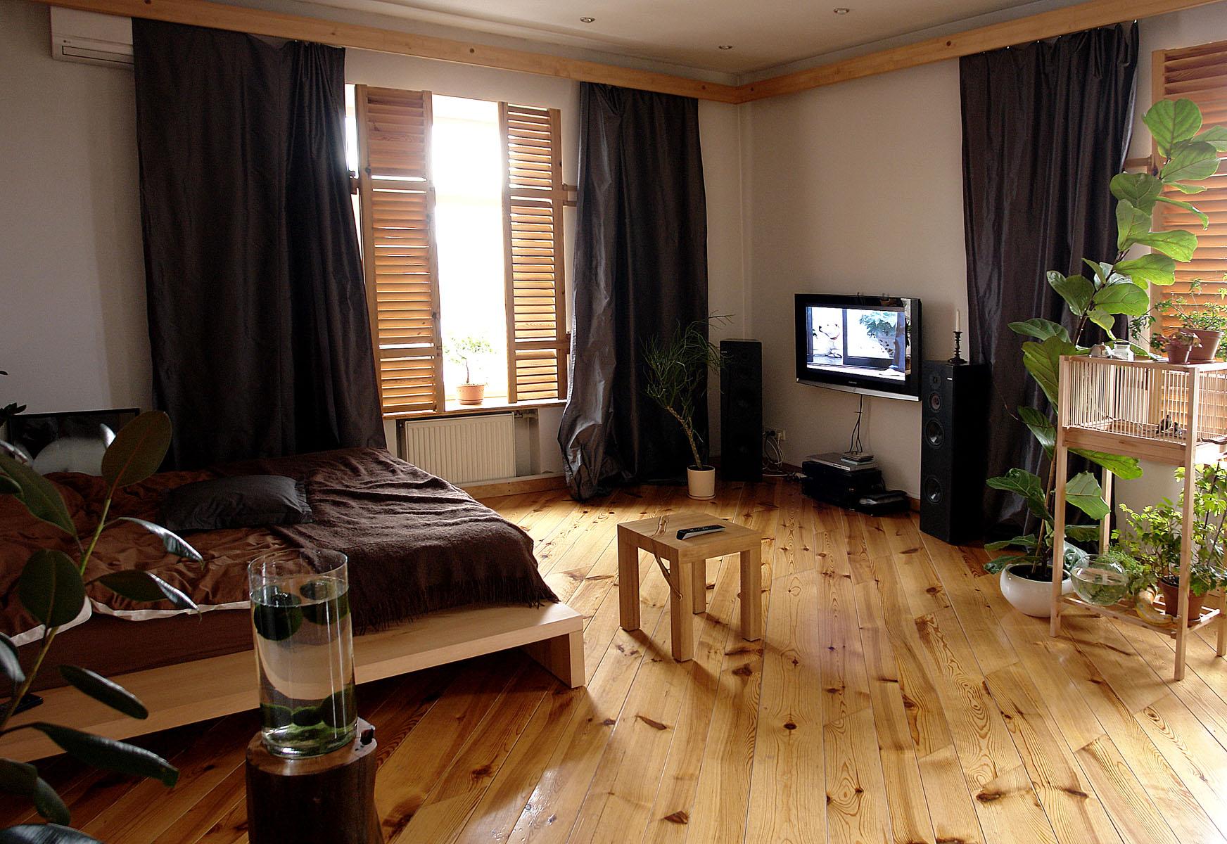 апартаменты Атмосфера