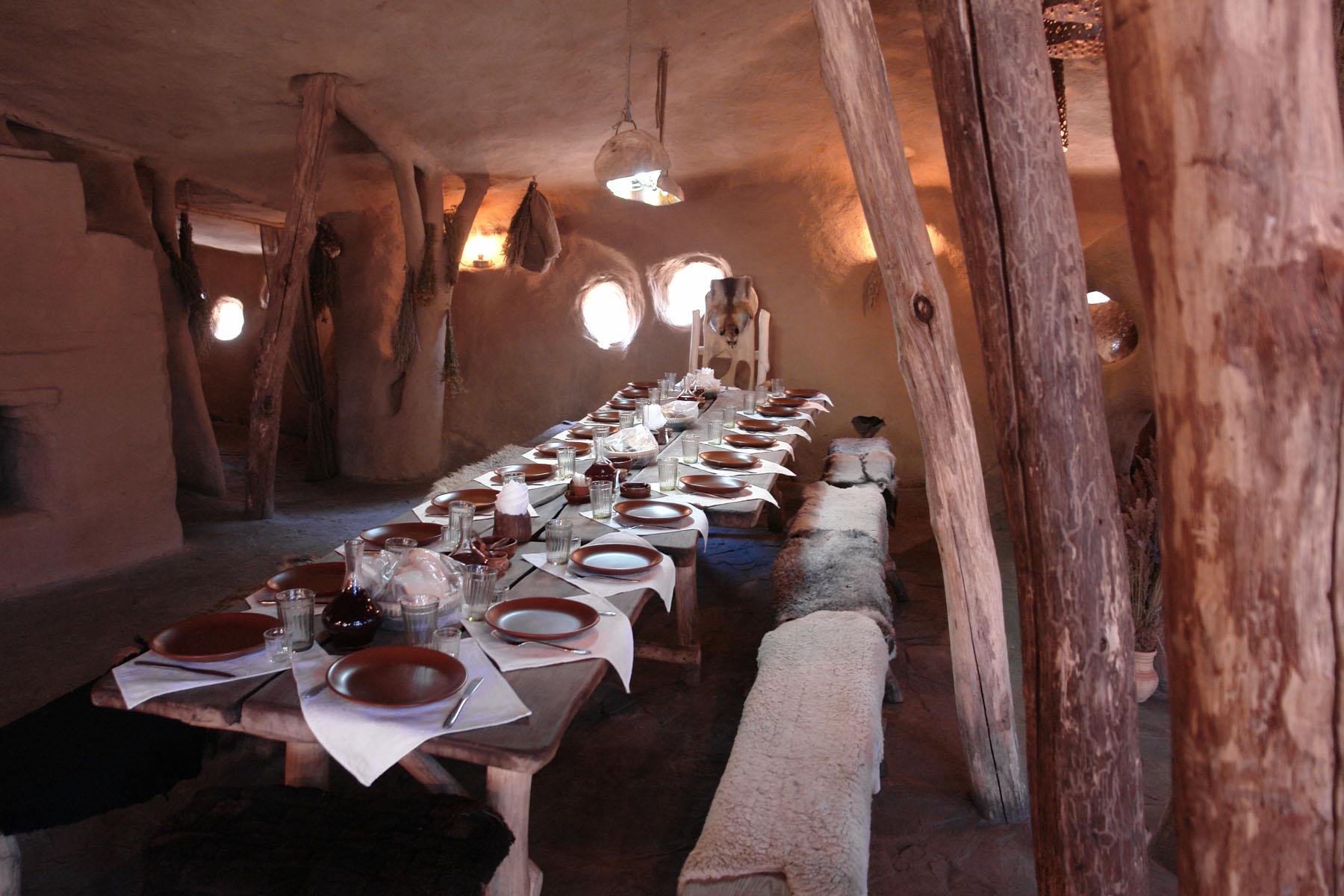 restaurant Pyana Hata