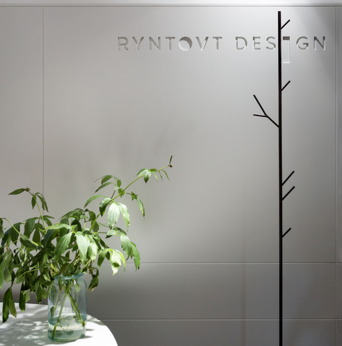 RYNTOVT DESIGN studio + workshop + showroom | office architecture & interior
