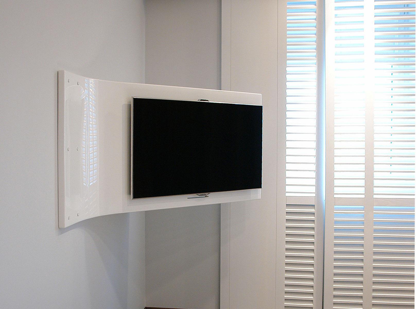 консоль для ТВ Согнутый Воздух