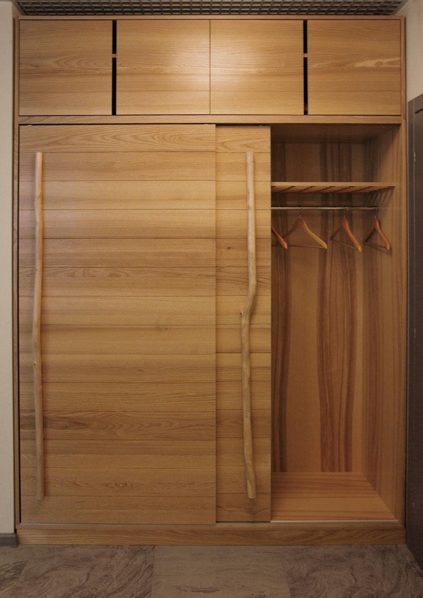шкаф встроенный SILK