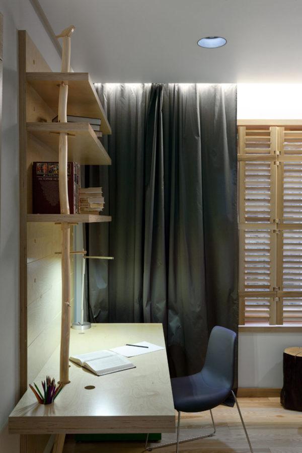 desktop birds with shelves