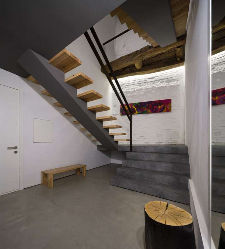 лестница FLY