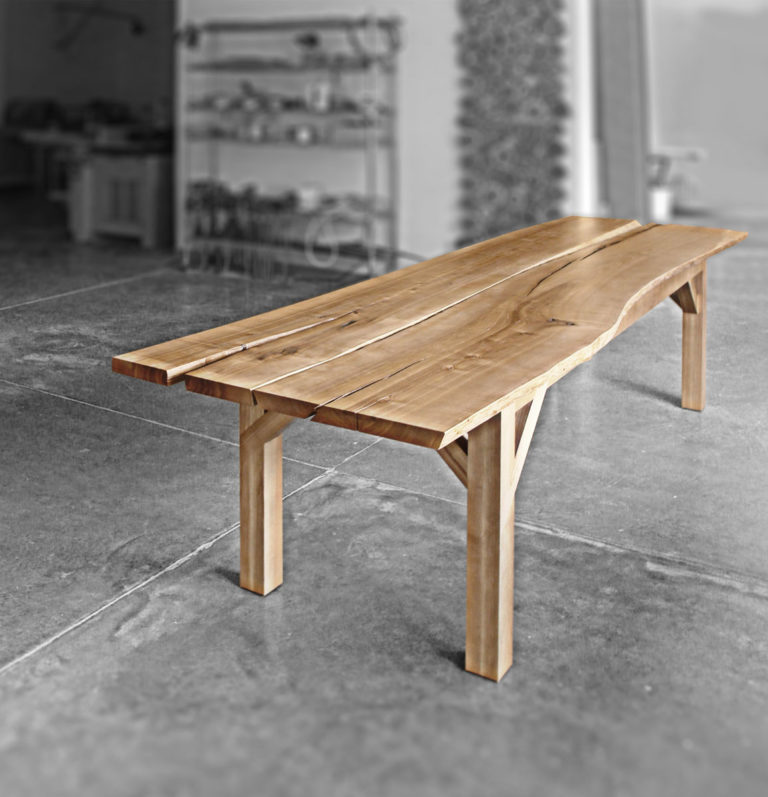 table Natural Line 32
