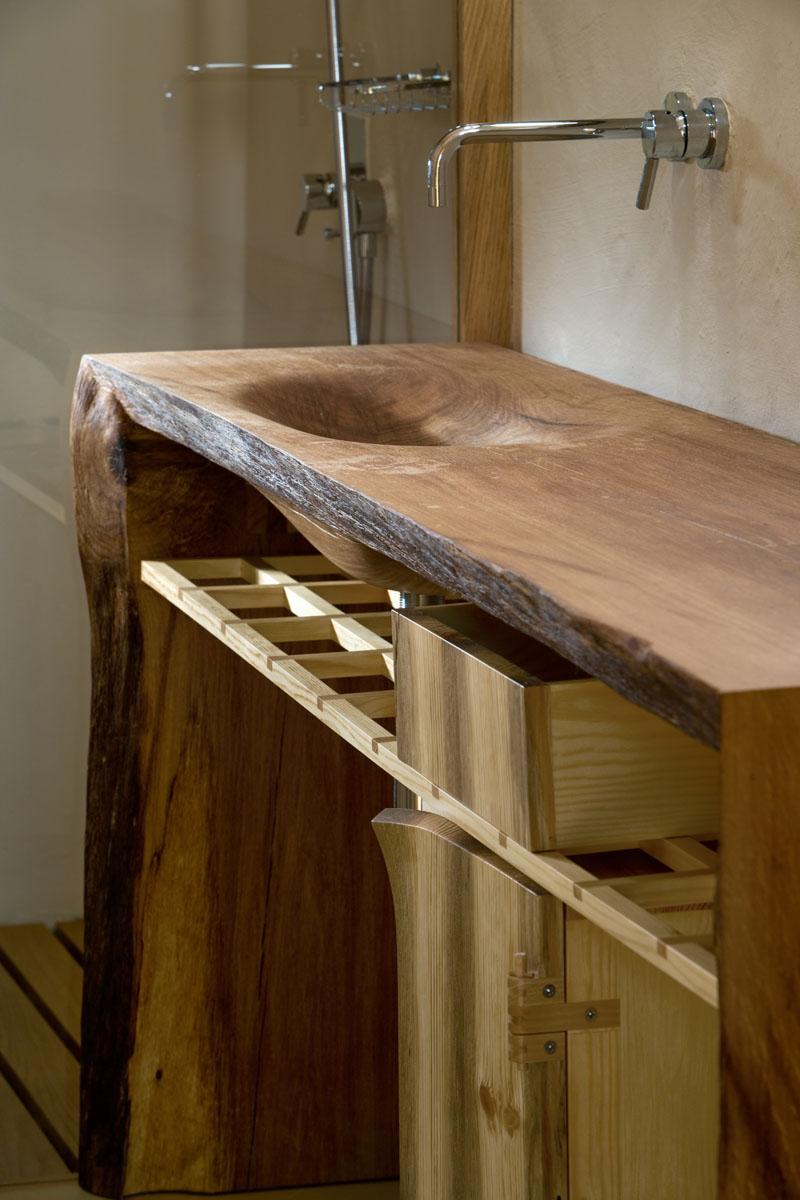 мебель для СУ Natural line