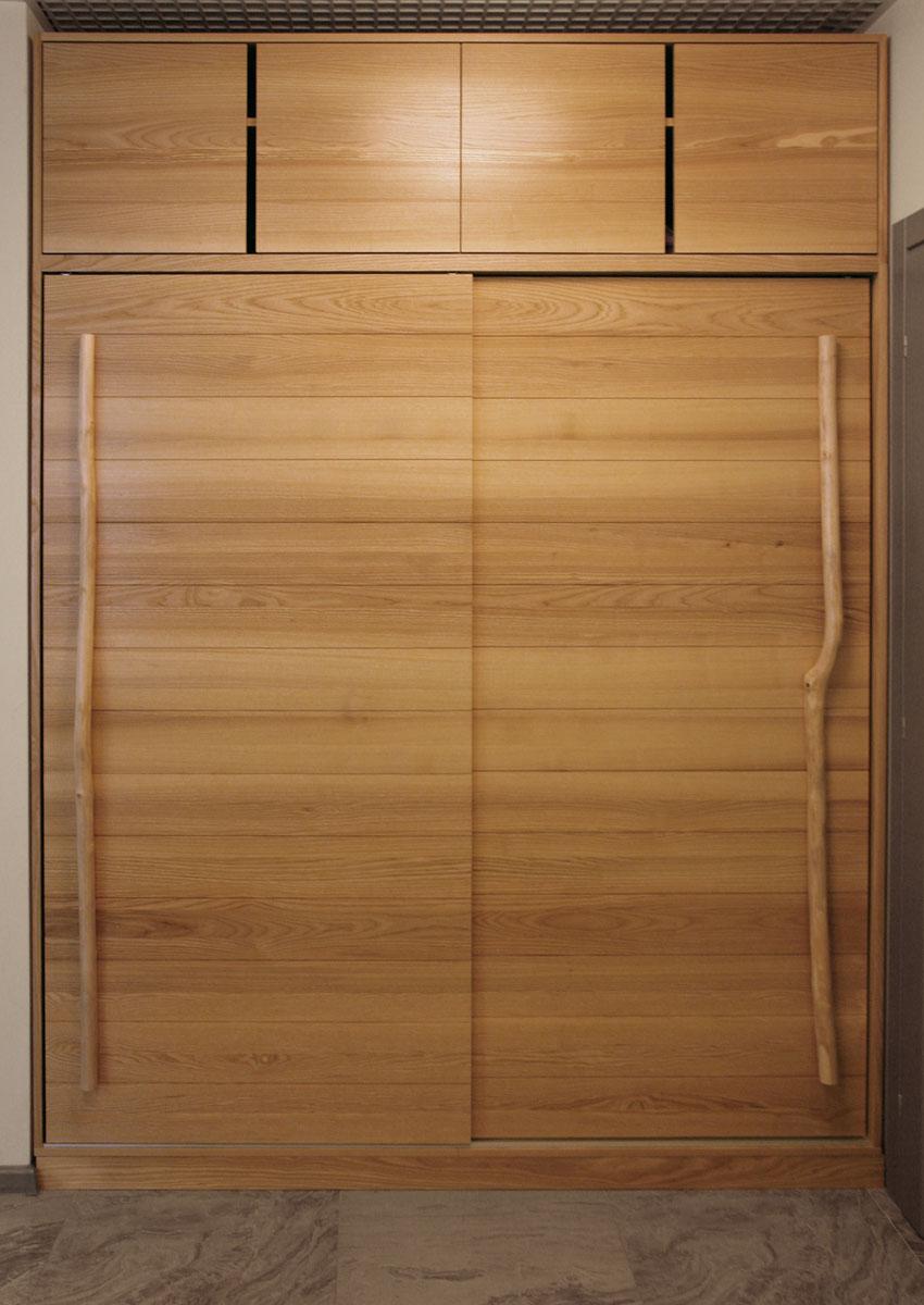 built-in wardrobe SILK