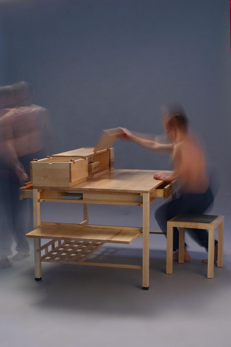бюро combination 02