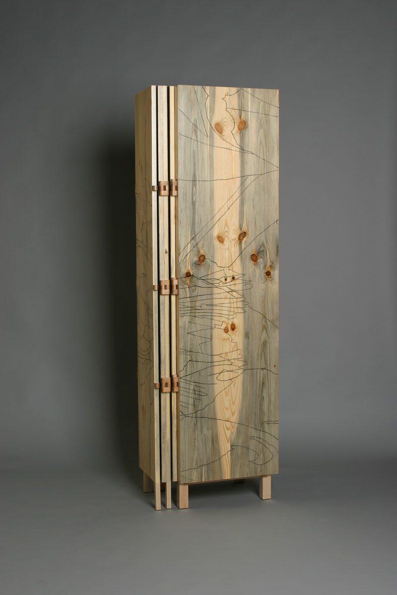 шкаф Tibet с ширмой