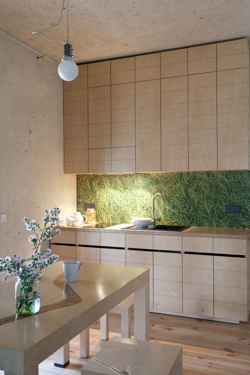kitchen Grass