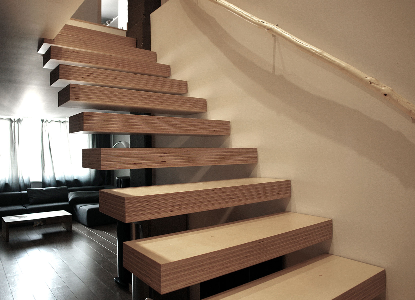 лестница KZ300