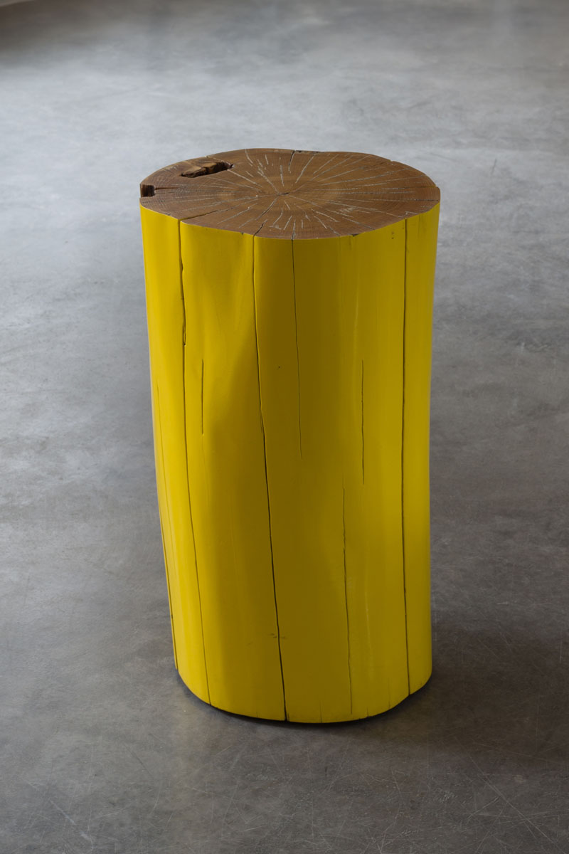 stool stump
