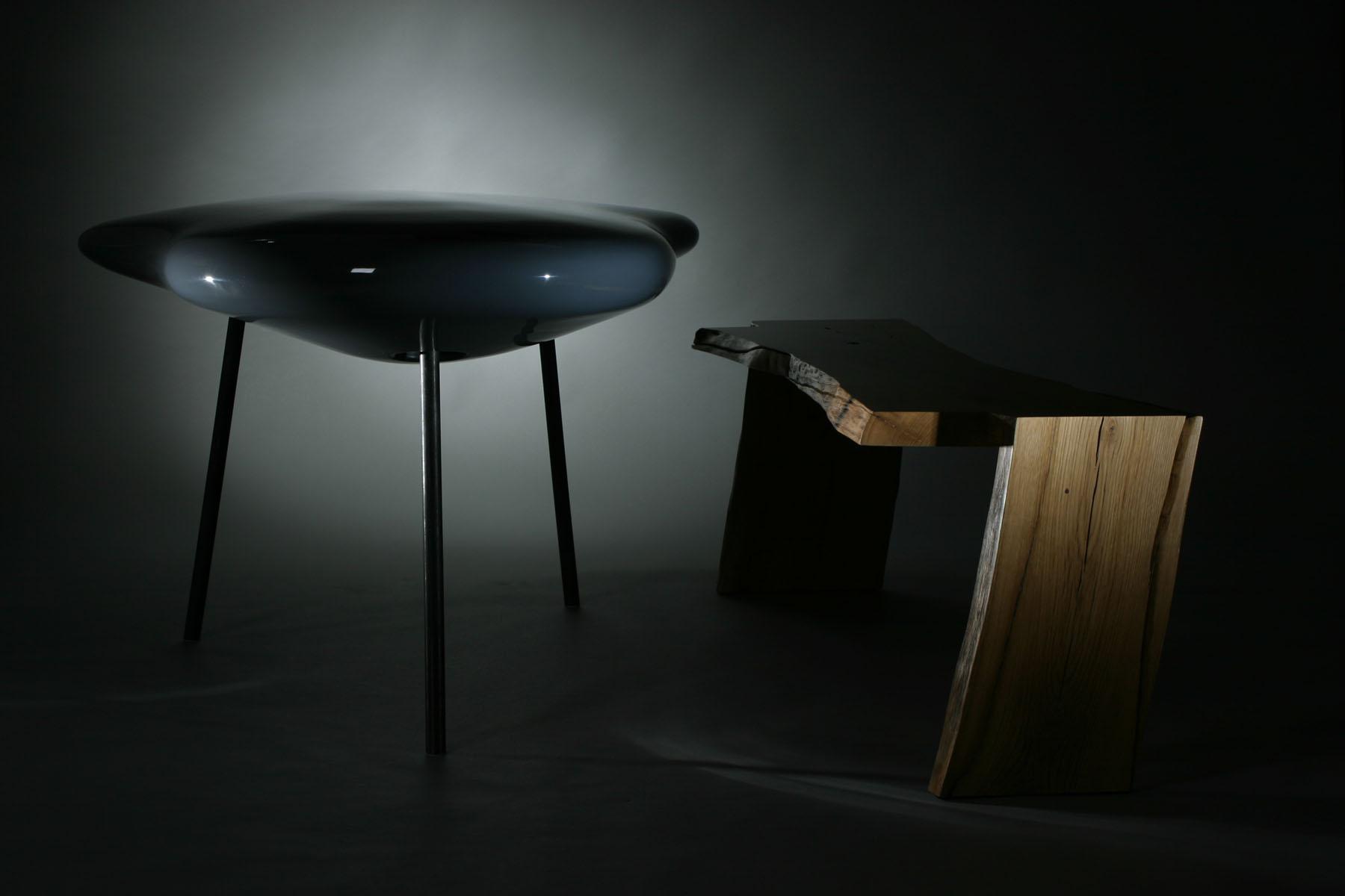 чайный стол Облака W60