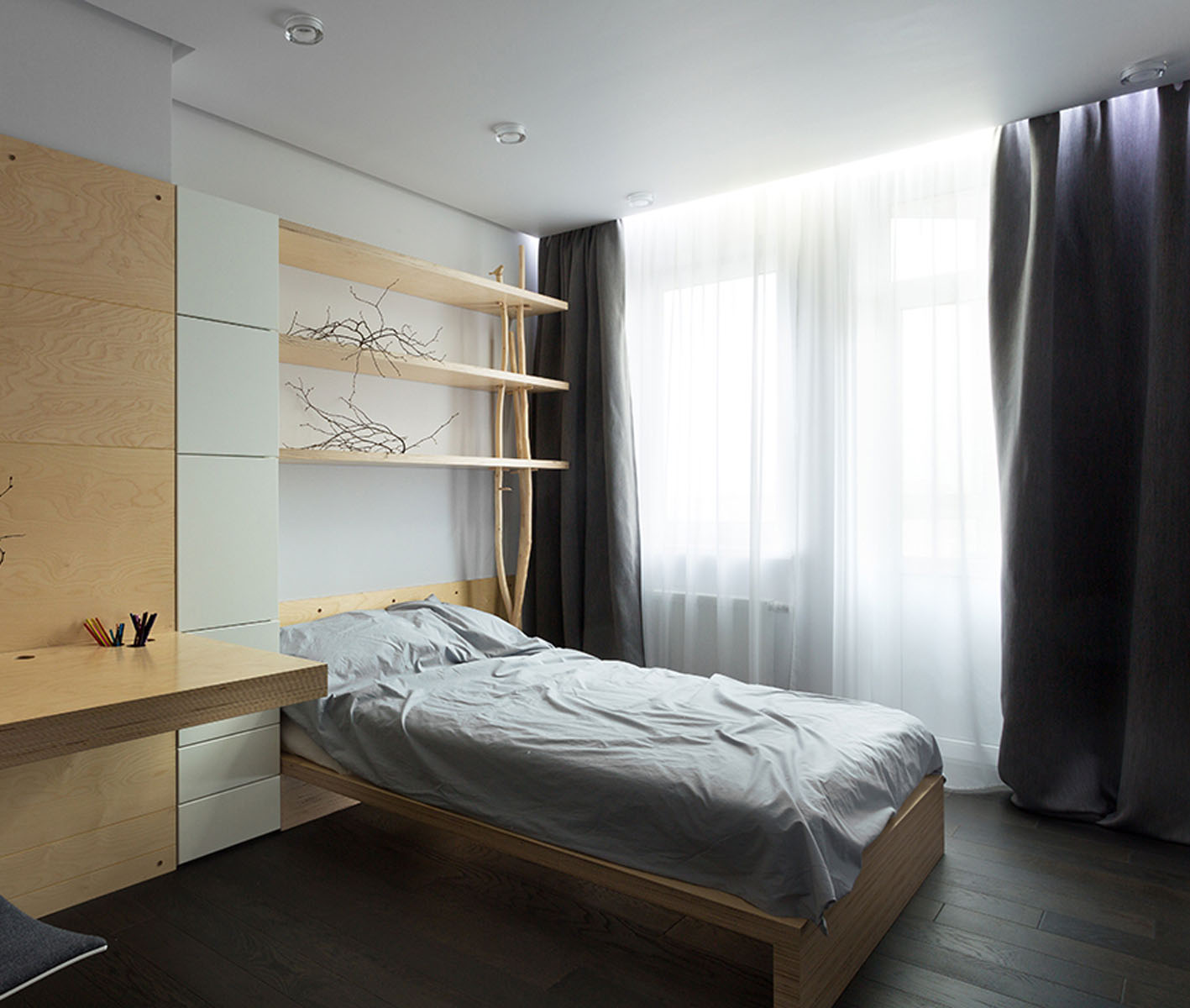 кровать ПТИЧКИ
