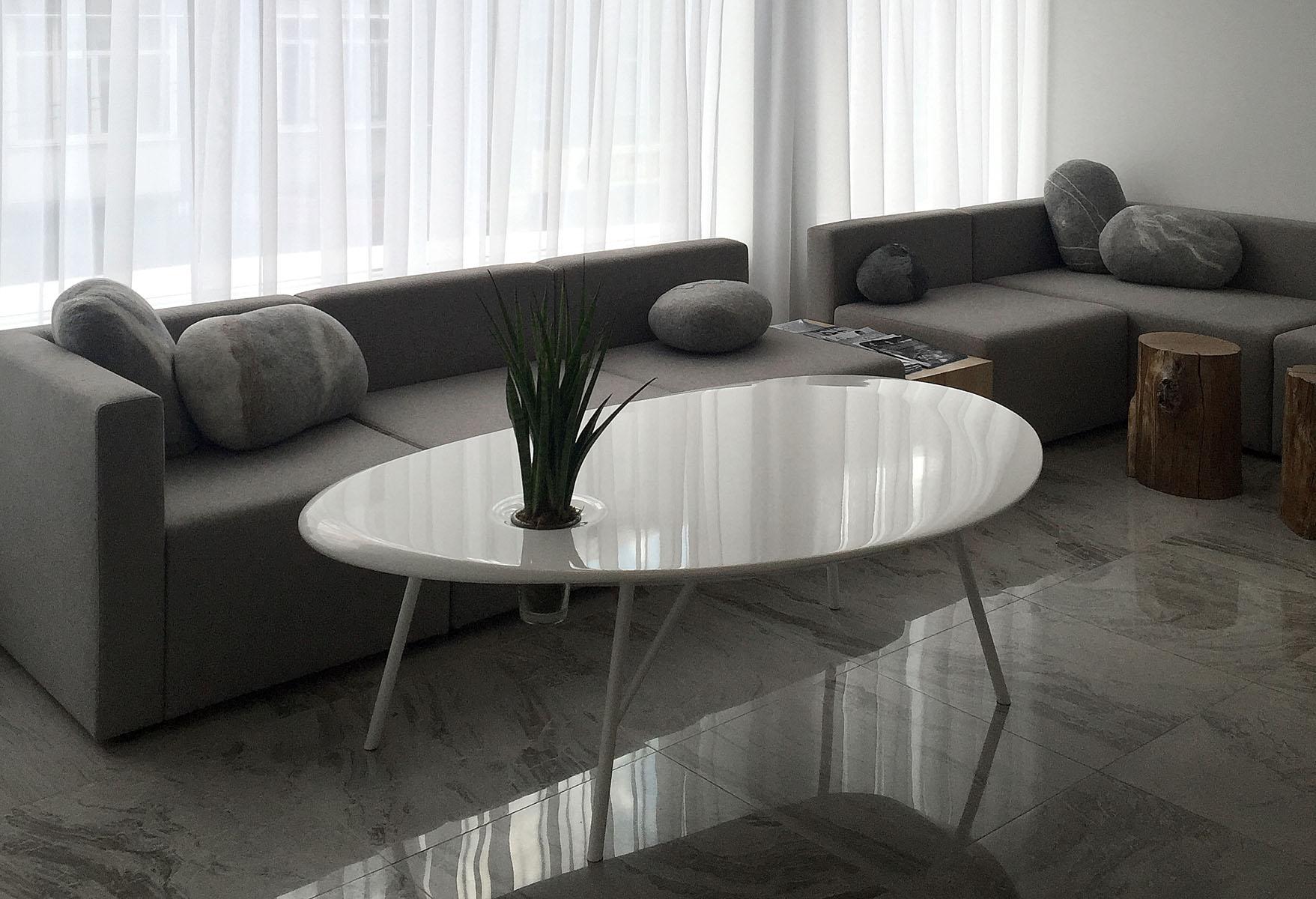 чайный стол W6