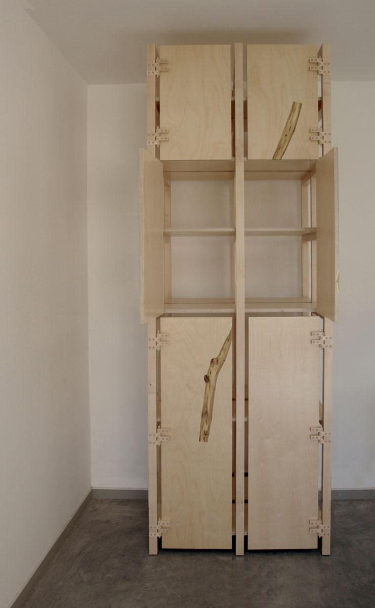 wardrobe structure 20