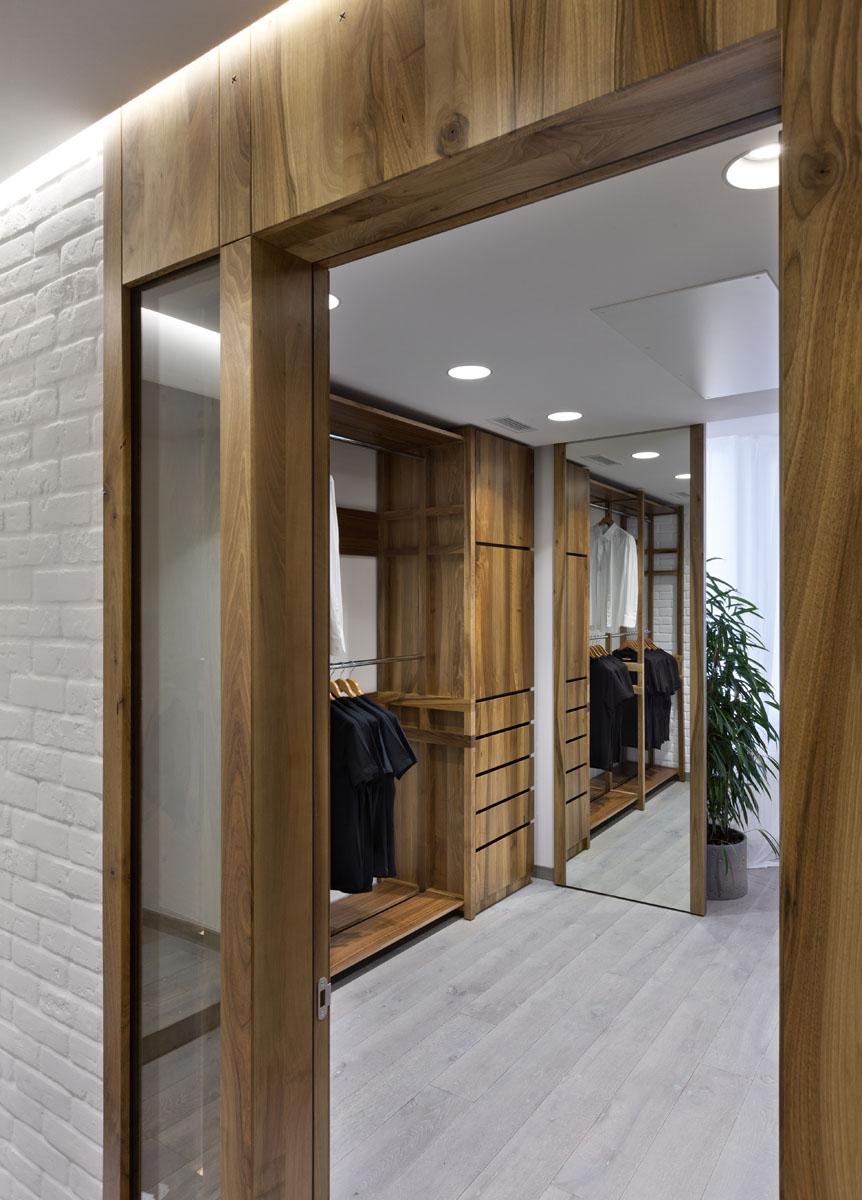 дверной блок Clear space