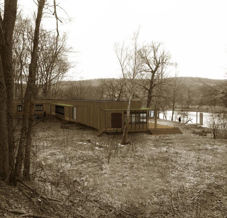 жилой дом river horizon