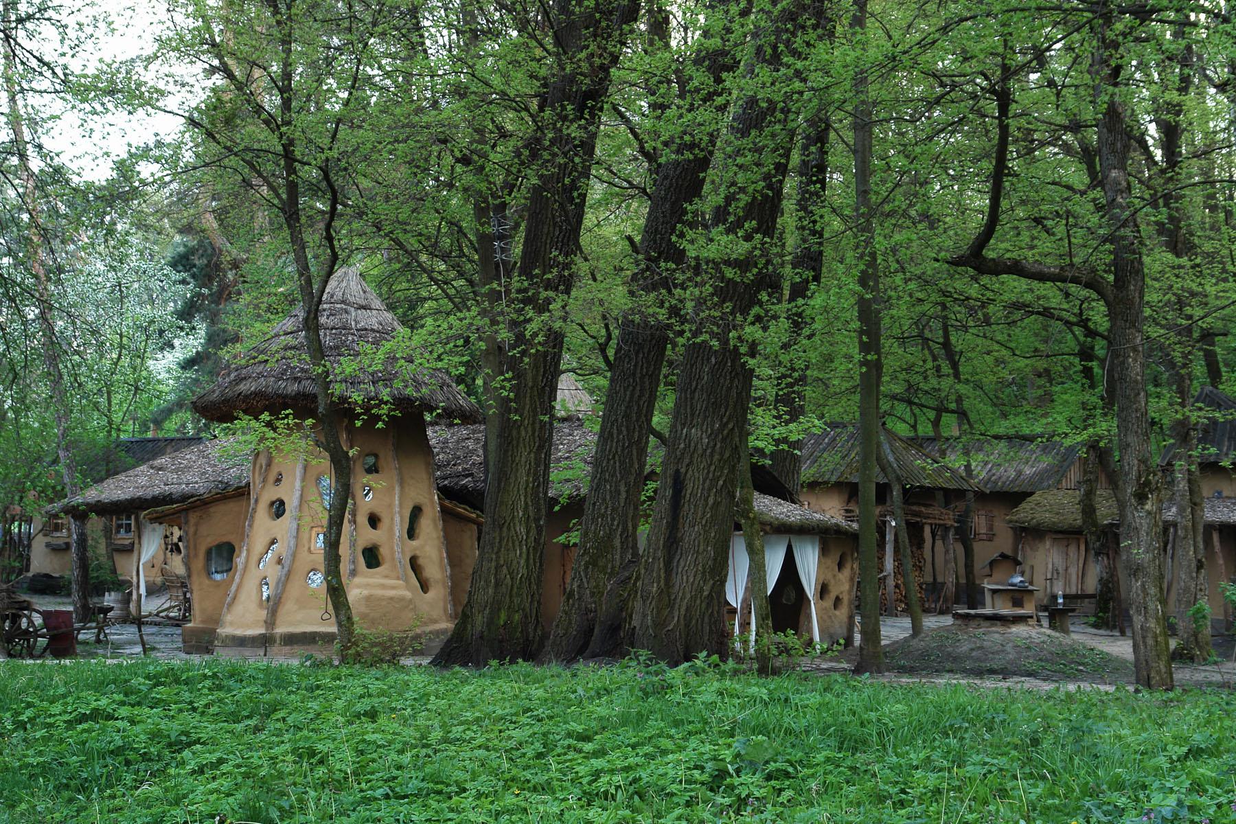 Экологическая деревня