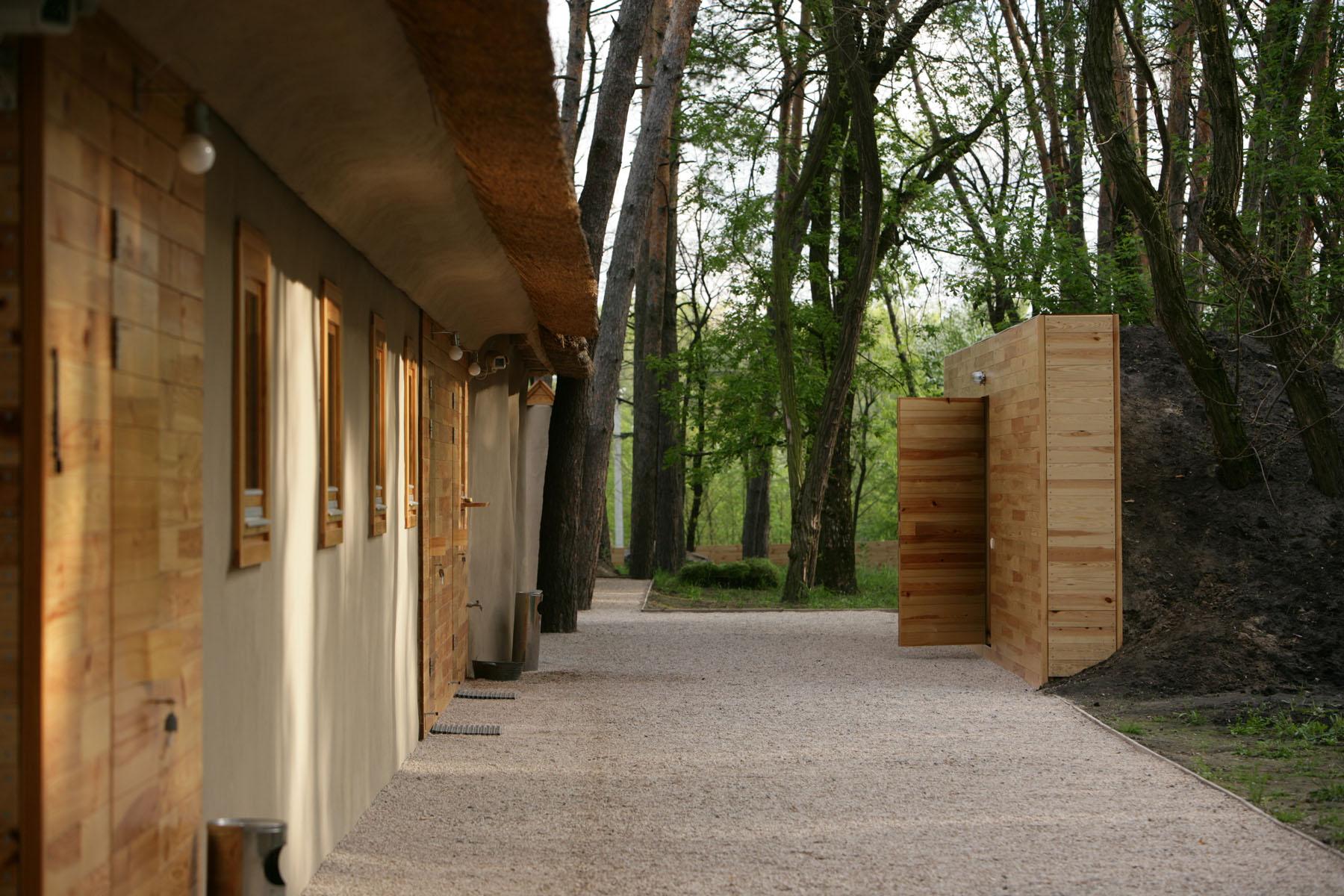 Friend House | eco-hotel