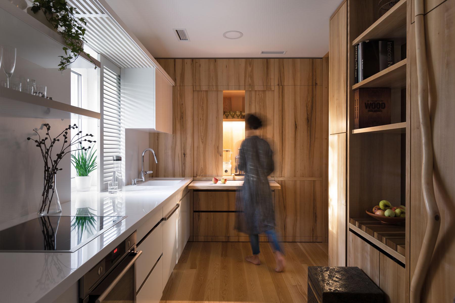 кухня Waterline