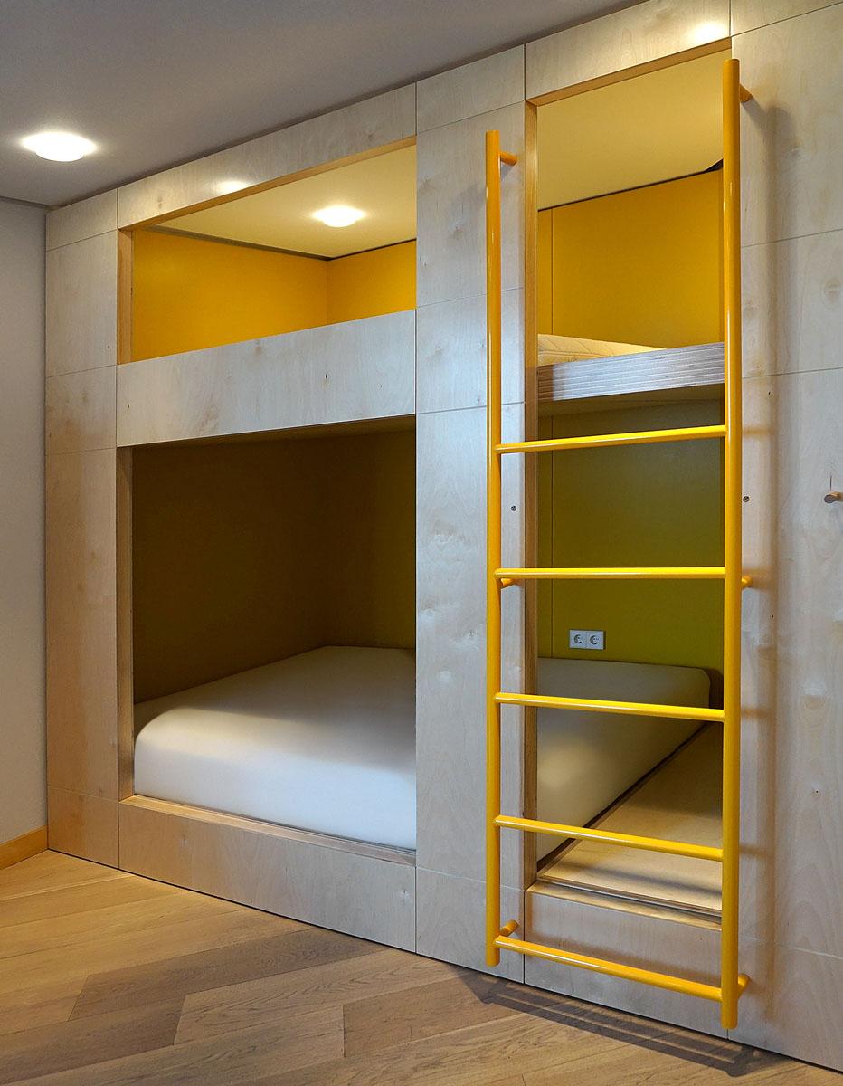 детская кровать KZ300-2